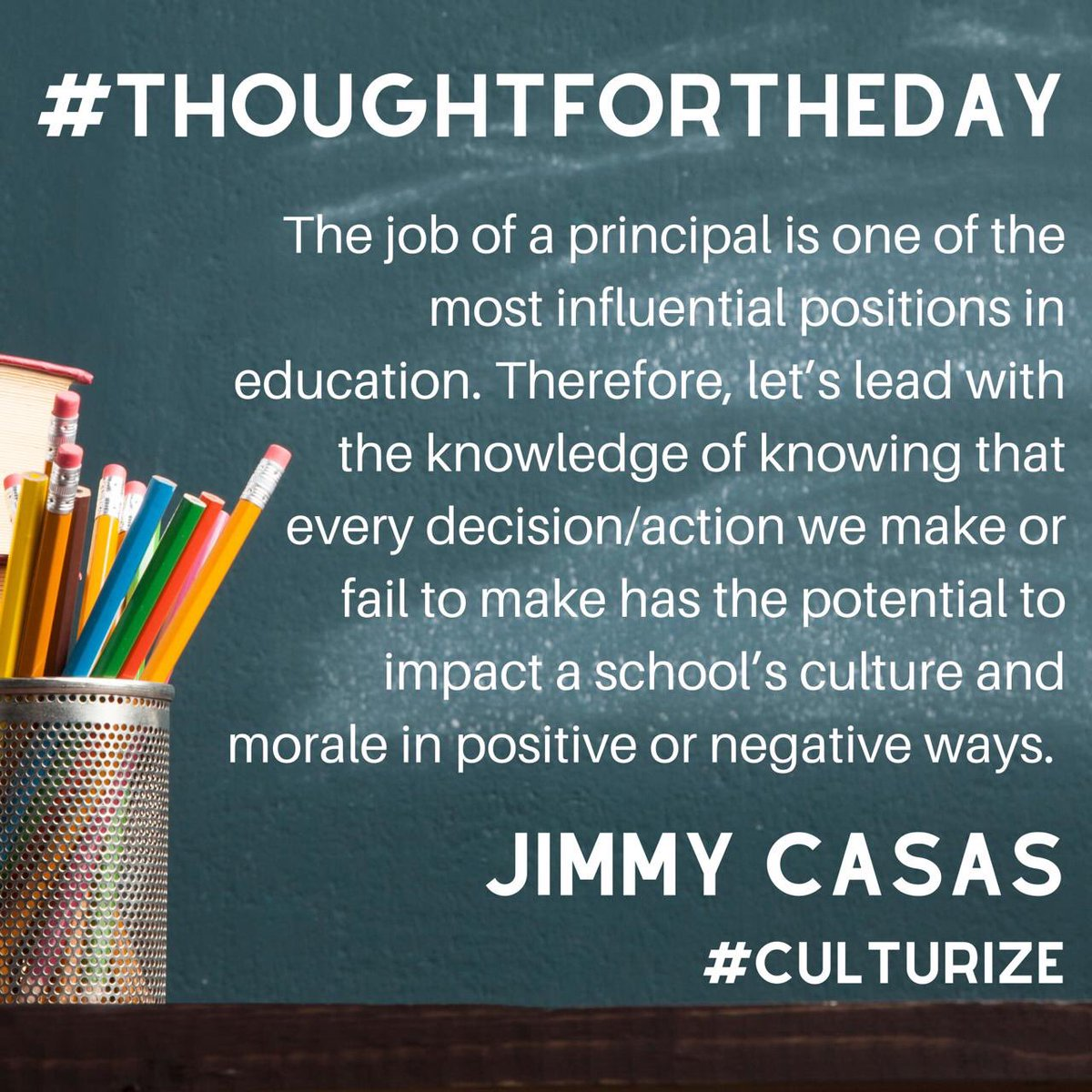 Powerful. @casas_jimmy #Culturize #JoyfulLeaders #ThoughtForTheDay