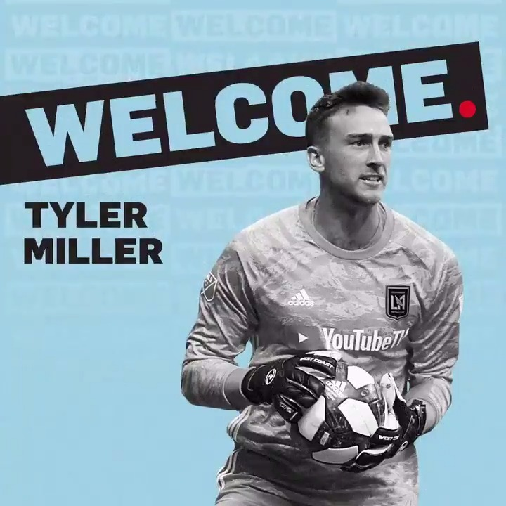 𝐌𝐢𝐥𝐥𝐞𝐫 𝐓𝐢𝐦𝐞 We've acquired @Tymiller01 via a trade with @LAFC