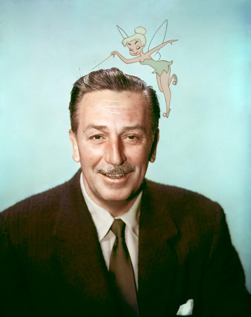 """""""All the characters in 'Peter Pan' are in some way touched with magic…' –Walt Disney"""