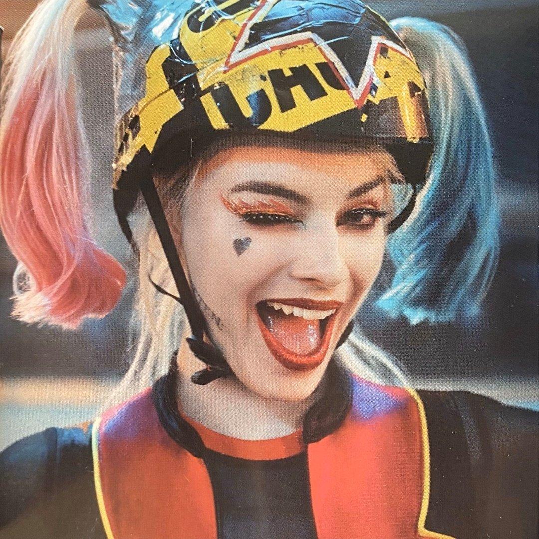 New image of Roller Derby Harley Quinn. <br>http://pic.twitter.com/eM0amJOpiR