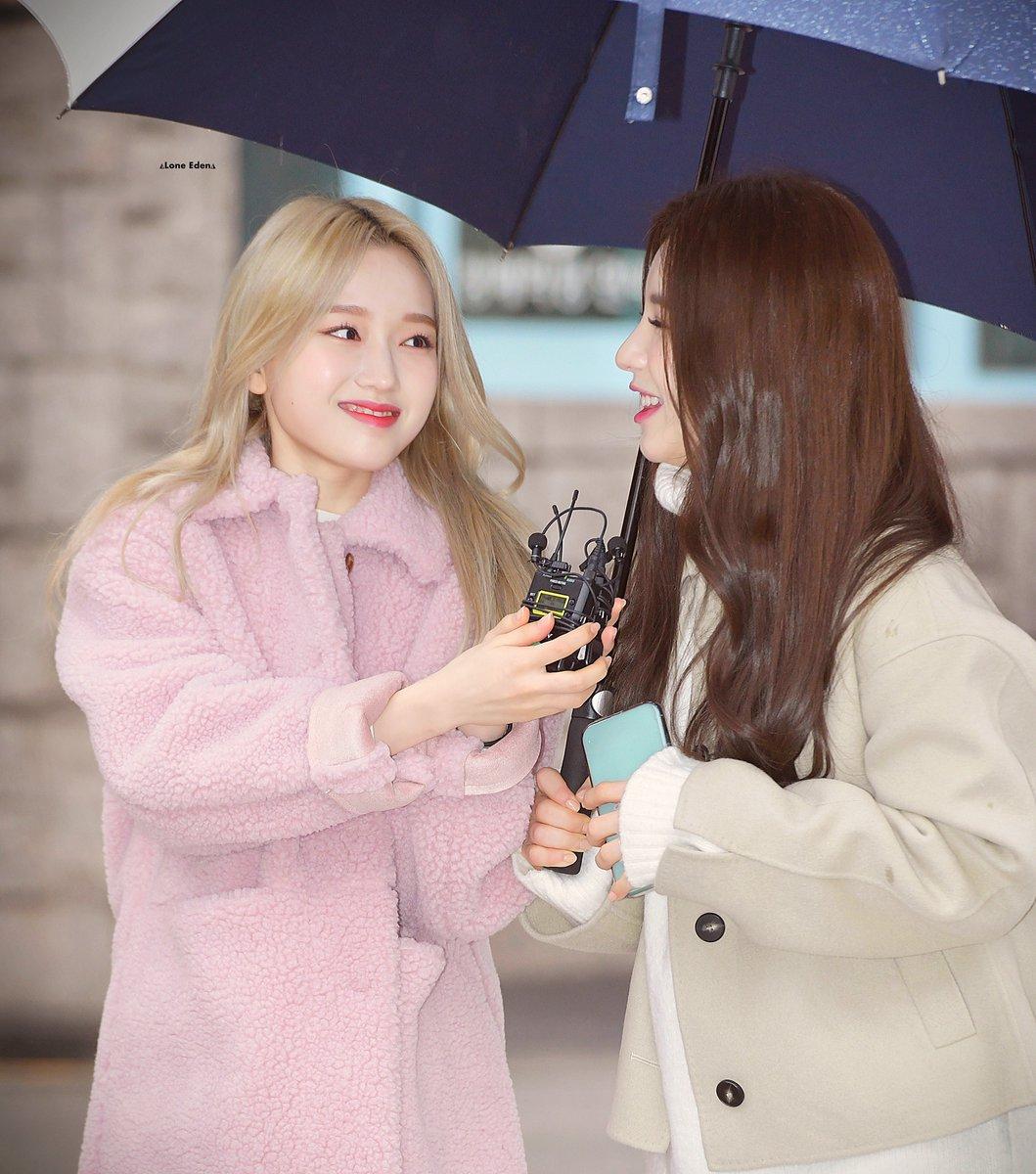 200107 happiness burns warmer than fire #고원 #Gowon #희진 #Heejin #이달의소녀 #LOONA<br>http://pic.twitter.com/3zYuvMuTYt