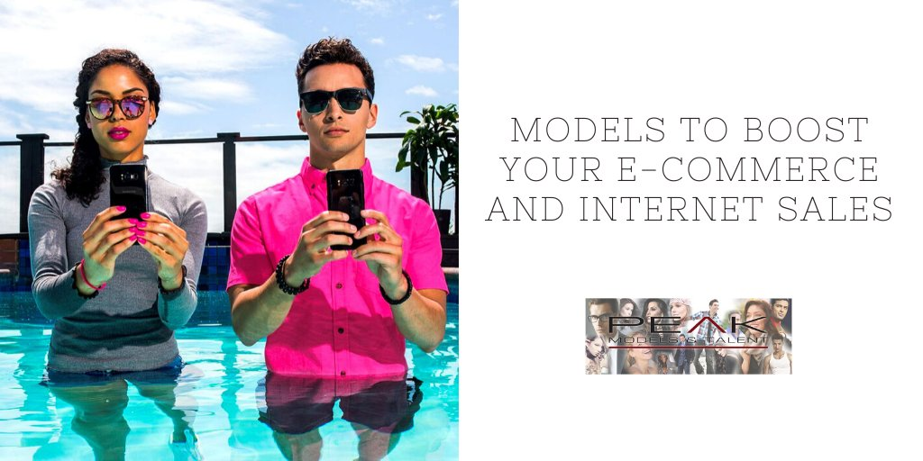 If you've been following retail sales trends lately, you know that e-commerce is gaining steam. Check out our latest blog post for how Peak Models & Talent can help you up your game.  http://peakmodelsandtalent.blogspot.com/2020/01/models-to-boost-your-e-commerce-and.html… #Models #Modeling #ecommerce #Modelingagency #Commercialprint #Modellifepic.twitter.com/tiQ2cc4Y6O