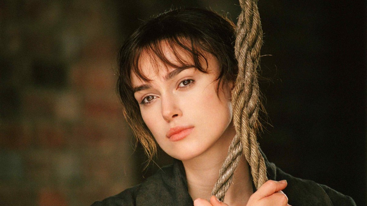 Pride & Prejudice (2005)  ...because everybody needs to bask in the radiance of Lizzie Bennet at least once (or twice...or three times...or over and over)....  #KeiraKnightley #PrideandPrejudice @FocusFeatures https://twitter.com/thatericalper/status/1217808893050523648…pic.twitter.com/X4GLeQ64Hb