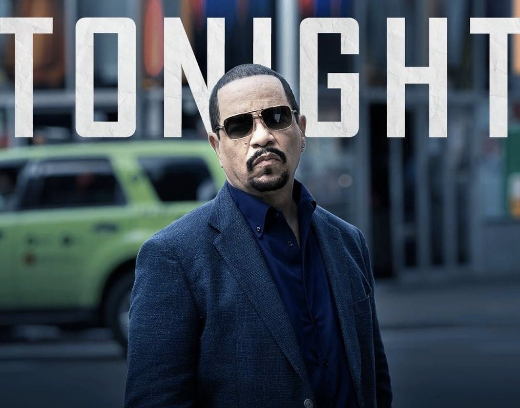 Just keeping you posted.. It's SVU Night...