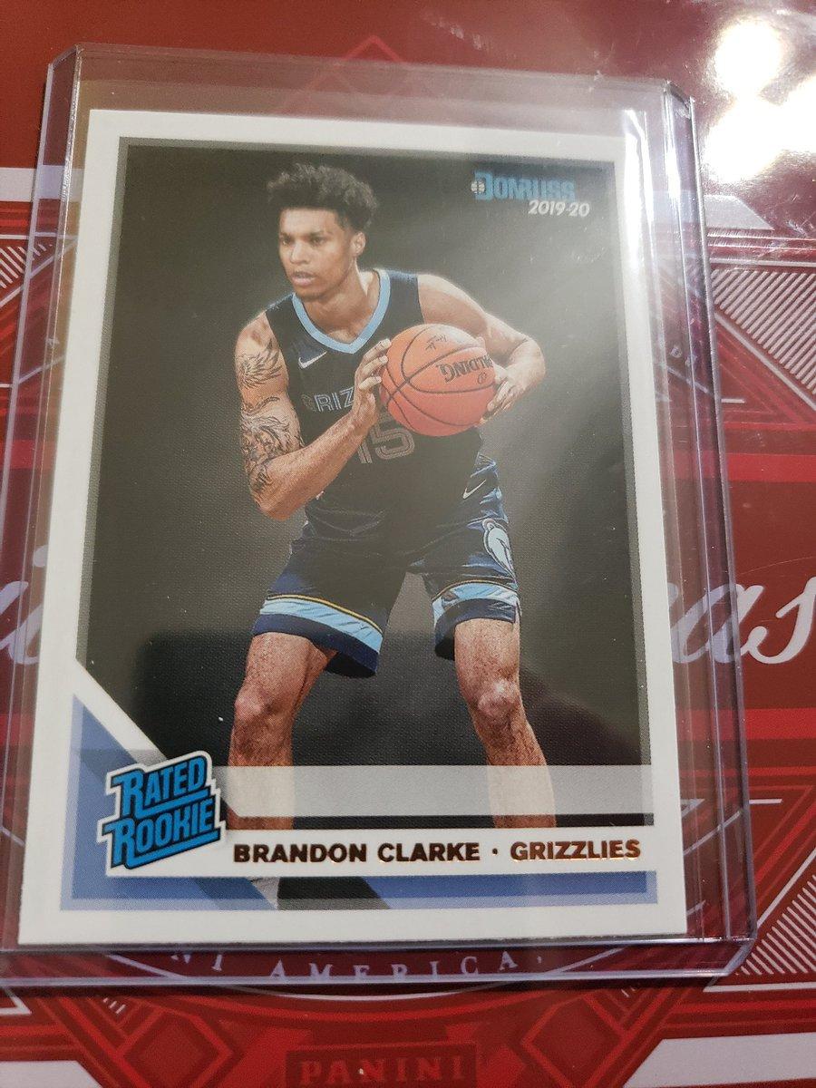 Rated Rookie Brandon Clarke