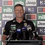 Image for the Tweet beginning: Hear from Damien Hardwick as