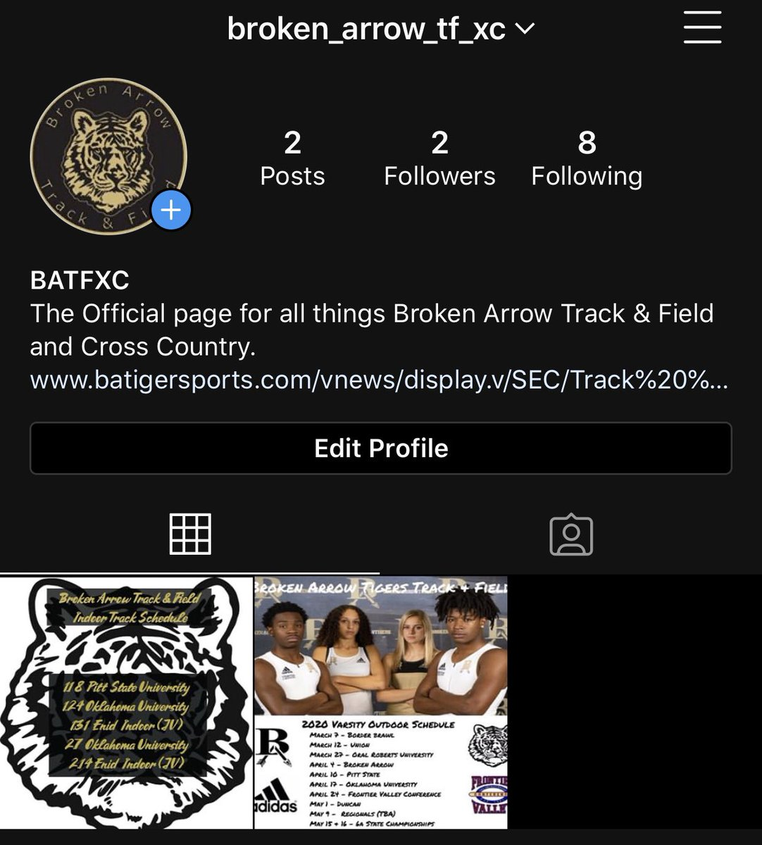 Be sure to follow the new IG page for more updates and action shots from the meets/races!