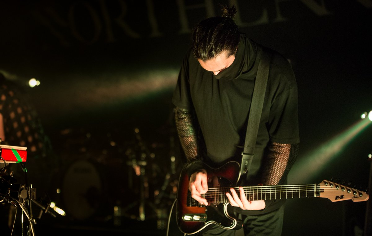 Aus metalcore stalwarts @Northlane dropped into #Canberra for the second leg of their 4D Regional Tour overnight. @Kambri_ANU @YoursandOwls<br>http://pic.twitter.com/LOyz4zaXzL