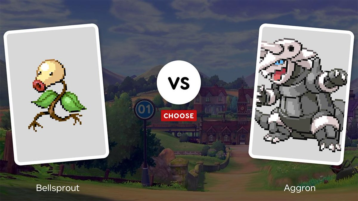200 additional Pokemon are coming to Sword and Shield, but there will inevitably be some fan favorites left out. Which ones should make the cut? Do your civic duty as a Galarian and VOTE. bit.ly/2FZa8Ew