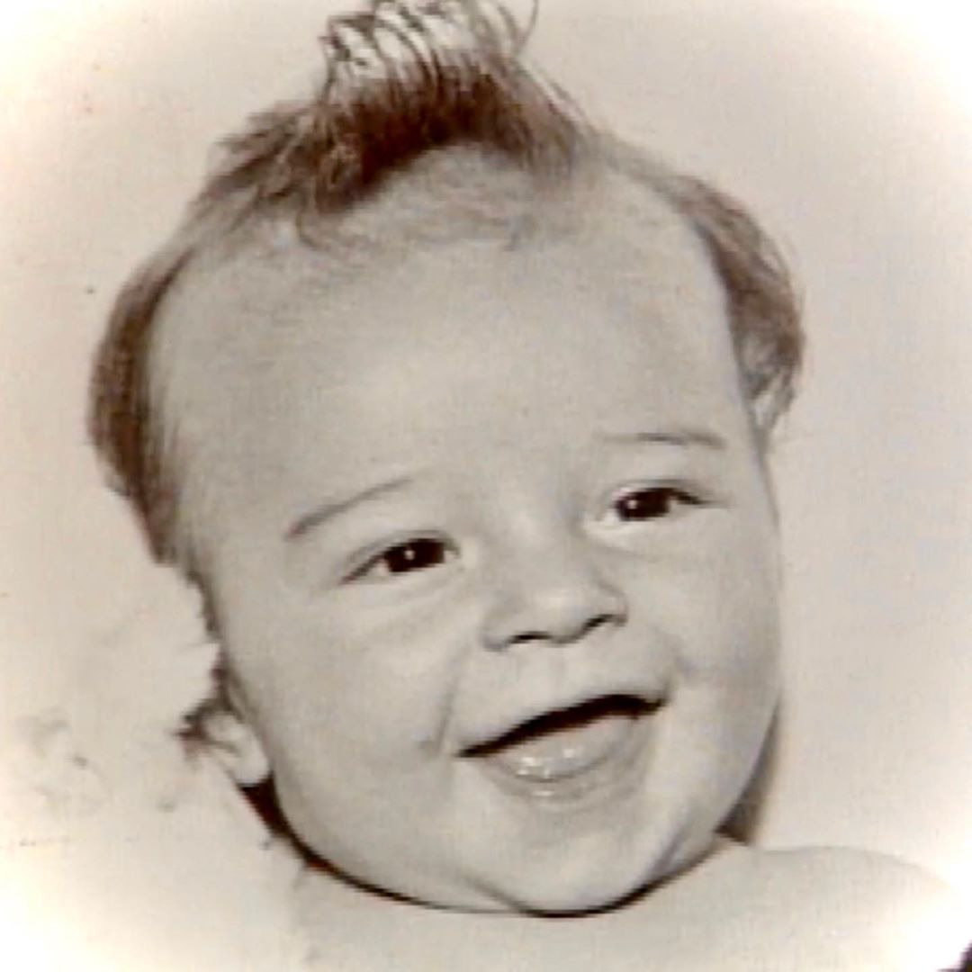 Can you believe THIS little guy is about to turn 60 next month?! #ThrowbackThursday to baby Tony! #TBT<br>http://pic.twitter.com/7qSYOTHUpz