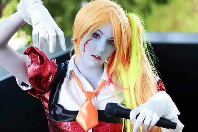 Stay tuned for a terrifying announcement!  @zirinsj  #zombielandsaga #cosplaygirl #animecosplay #madfest #franchouchou #sakinikaido #zombielandsagacosplay #sakinikaidocosplay #idolcosplay https://ift.tt/2RsfhKy pic.twitter.com/kcVo9PhacW