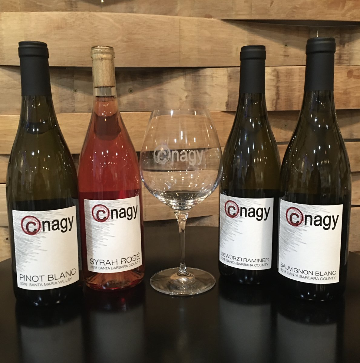 Join us this month for a special bottle pricing in honor of Restaurant month. Purchase any of the following wines for $20.20 in the month of January 2018 Bien Nacido Pinot Blanc 2018 Portico Hills Sauvignon Blanc 2018 Alisos Gewürztraminer 2018 Syrah Rosé Santé https://t.co/J22ogFrtvq