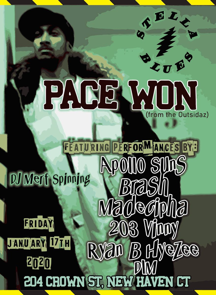 TOMORROW!!! LET'S GO!!!!!!!  #Pacewon #Outsidaz #ApolloSuns #MCJohnnyWae #HighDeph #NewHaven #Connecticut #CT #HipHop #ConnecticutHipHop #CTHipHop #NewEngland #NewEnglandHipHop #UndergroundHipHop #HipHopShow #HipHopShows #Rap #RapShow #RapShows #Shows #Live #Music #LiveMusicpic.twitter.com/TpuQB5yCPz