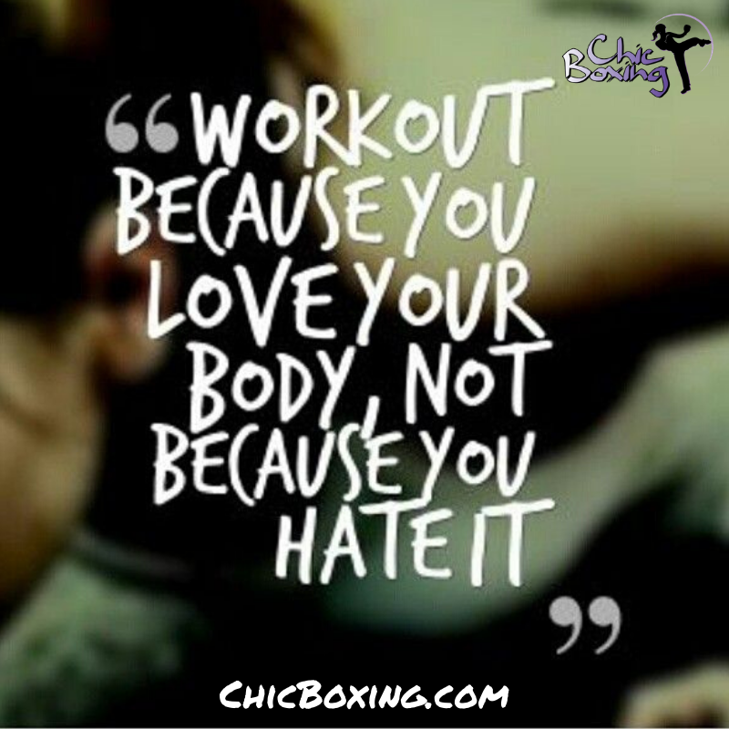 Workout because you love your body. #chicboxing #chicksthatkick #fitfam #kickboxing #fightlikeagirl #kickboxingfitness #strongmom #fullbodyworkout #fitgirl #iamstrong #womenfitness pic.twitter.com/cp14xj6umC