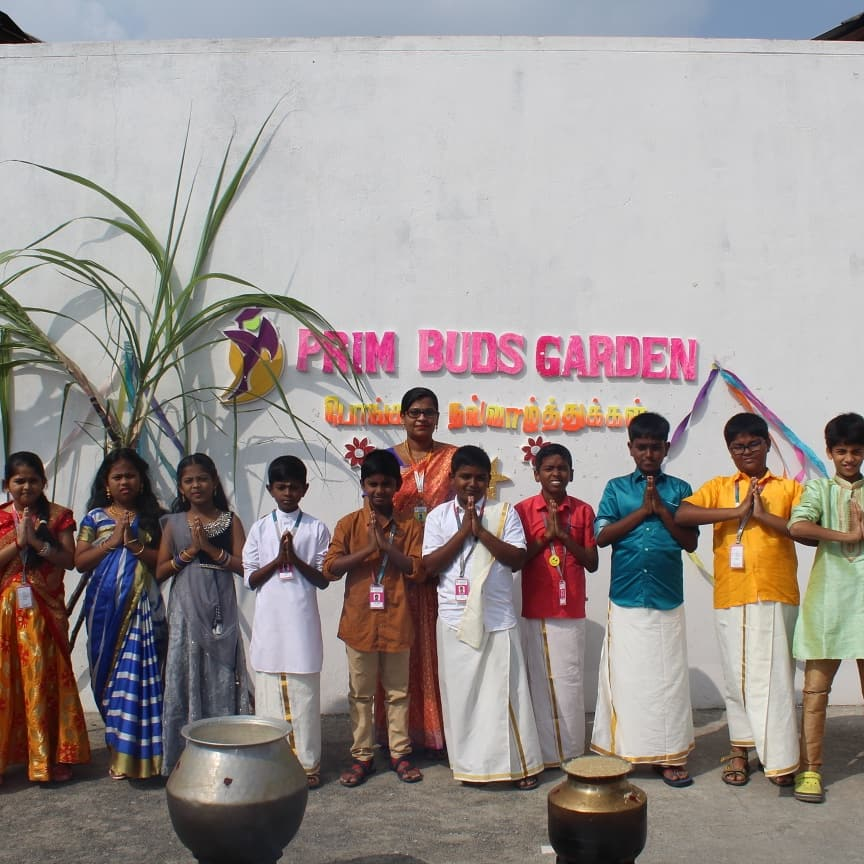 Energetic and enthusiastic pongal celebration at tollgate campus...! Happy pongal...!  #happypongal  #pongal #Celebration #energyiseverything #primbudsgardenschoolspic.twitter.com/W0WxGnYXTH