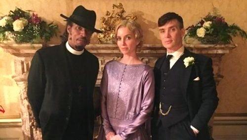 Thomas wedding with Grace  Follow + Like @shelbyfamilyfan #johnshelby #mafia  #thomasshelby #peakyblinders #joecole #tommyshelby #arthurshelby  #bbc #movie #love #shelbylimited #cillianmurphy #thomasshelby   #peakyfuckingblinders #adashelby  #cillianmurphyisbae #1920spic.twitter.com/ALZYT9hgU9