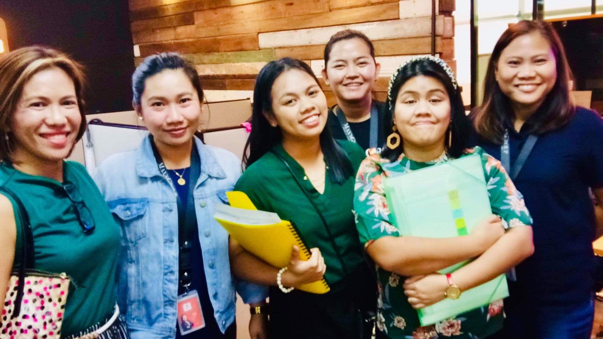 Congratulations, Pinky and CJ! They just signed their contracts as the next batch of employees at Pancake House. They start their training in January! https://buff.ly/351gmxX #AutismOKPH #AOKPancakeHouse #ASPAutismWorks #UNSDG8 #UNSDG10 #latepost pic.twitter.com/3qFMC8a2J7