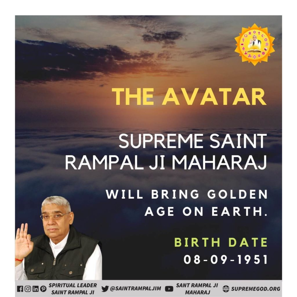 #GodMorningFriday  Saint Rampalji Maharaj is the enlightened Saint who is giving true worship according to scripture based and by practicing the instructed worship  we get complete salvation. <br>http://pic.twitter.com/rRglGTtPuz