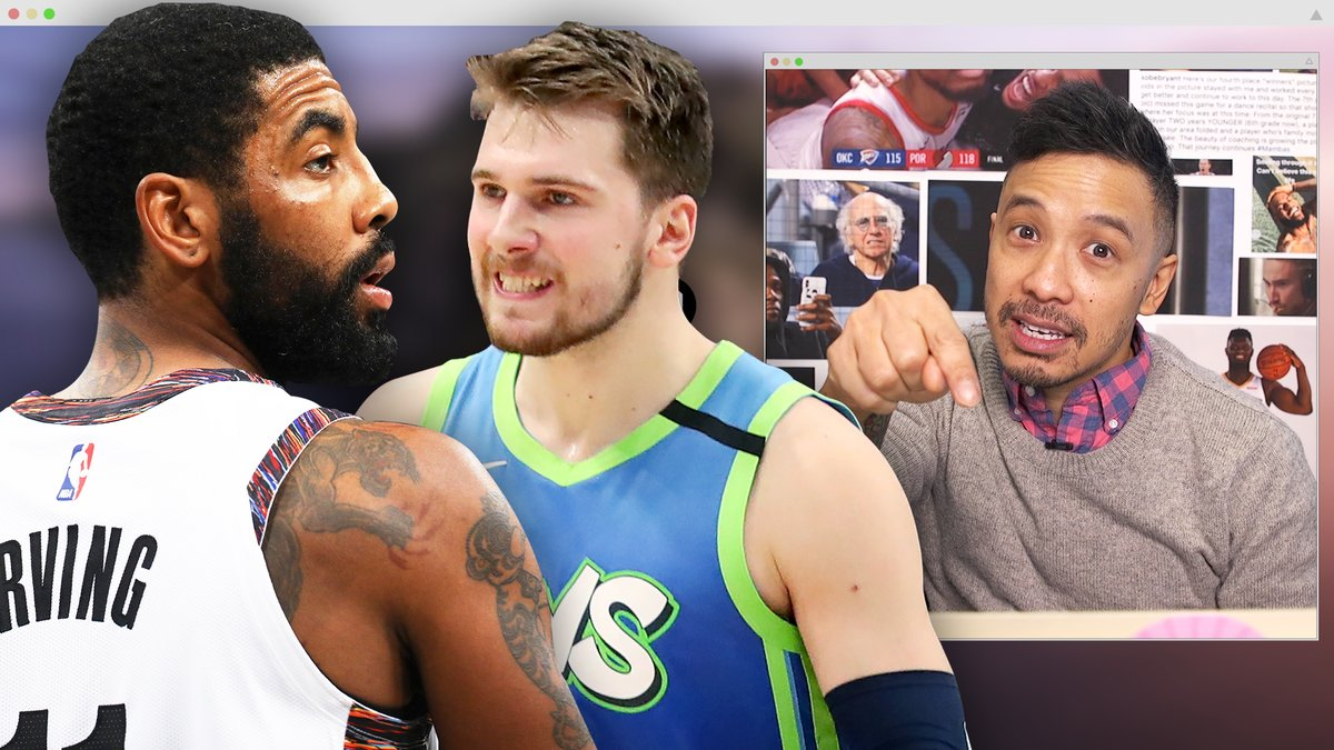 Just an iconic appearance by @ReformedBroker on today's NBA Desktop w/ @netw3rk where he explains what Spencer Dinwiddie is trying to do with his contract and why he doesn't recommend investing in it.I love The NBA in 2020.