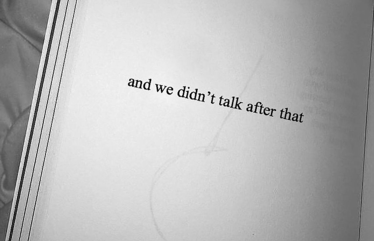 sad endings