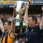 Image for the Tweet beginning: Three premierships, two Brownlow Medallists