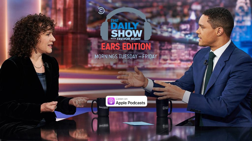 Lev Parnas implicates President Trump in the Ukraine scandal, @michaelkosta and @roywoodjr cover sports news, and actor @SusieEssman chats about Curb Your Enthusiasm. Listen and subscribe: on.cc.com/2uS4kdK