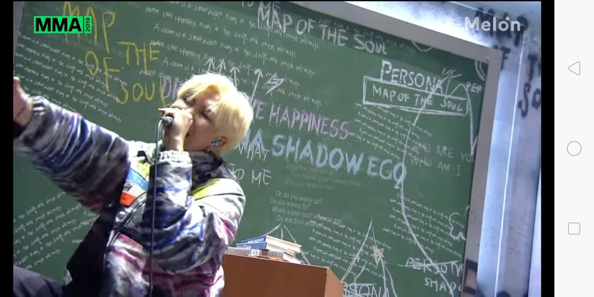 WOW!! ALL OF A SUDDEN THE WORDS ARE ON THE BOARD #MMA2019 #BTSingleToday<br>http://pic.twitter.com/sKiS7wrewy