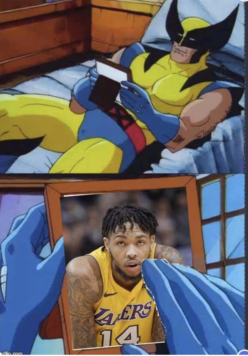 All Laker fans right now<br>http://pic.twitter.com/cLV2TGfCUF