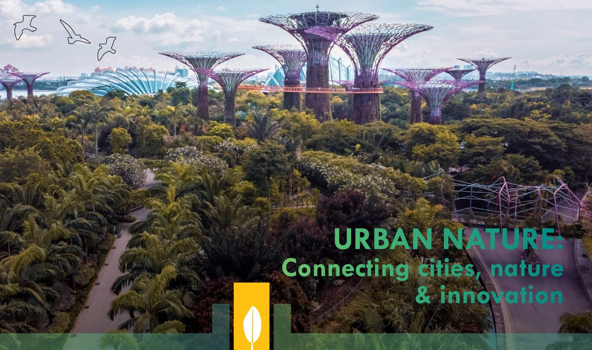 RT @CitiesWNature Are you interested in learning more about #CitiesWithNature?  Check out this amazing #MOOC, celebrating nature in cities & exploring how #nature can help us design & build our #cities!   #UrbanNature, feat. @harrietbulkeley, @kesmccormick, @HelenTox:  https://t.co/d2ArawvXOn