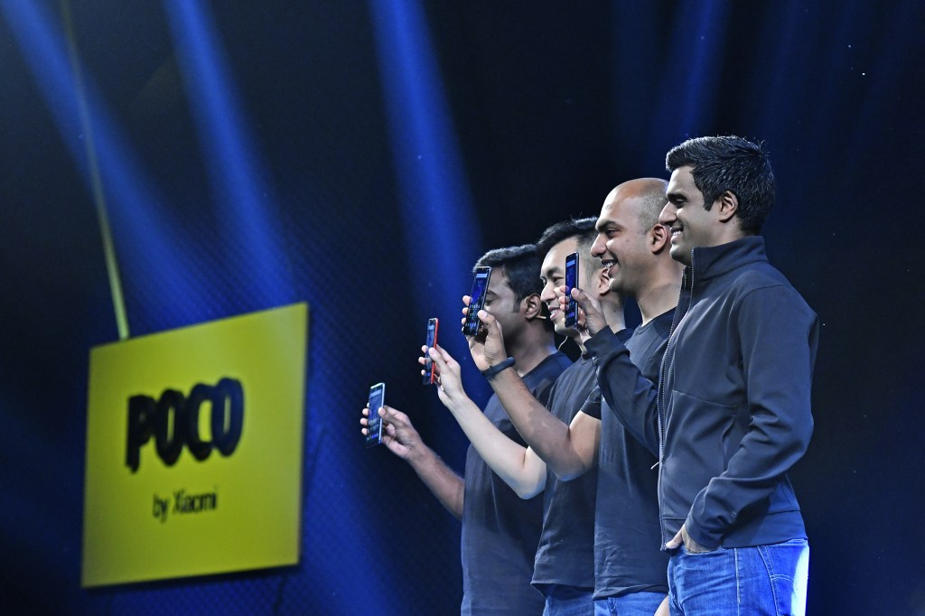 Xiaomi spins off POCO as an independent brand https://tcrn.ch/2uZ9zsj by @refsrc