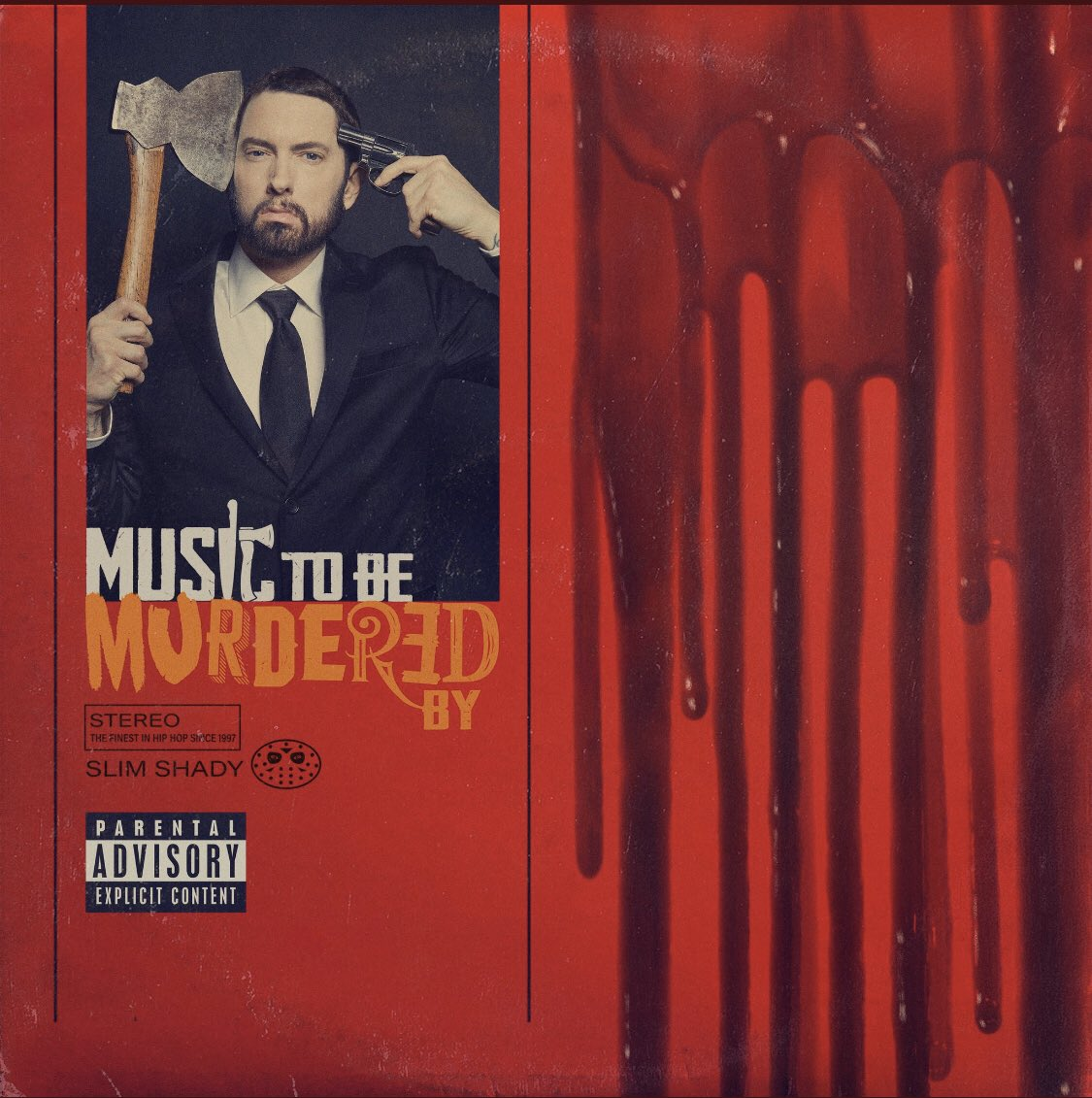 Why does Eminem look like Tom Green now