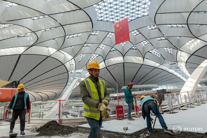 China's GDP grew 6.0% last quarter, but lending disappointed: with growth still wobbly, Chinese shadow banking may be poised for a comeback, writes  @petesweeneypro  http://bit.ly/35ZltPM