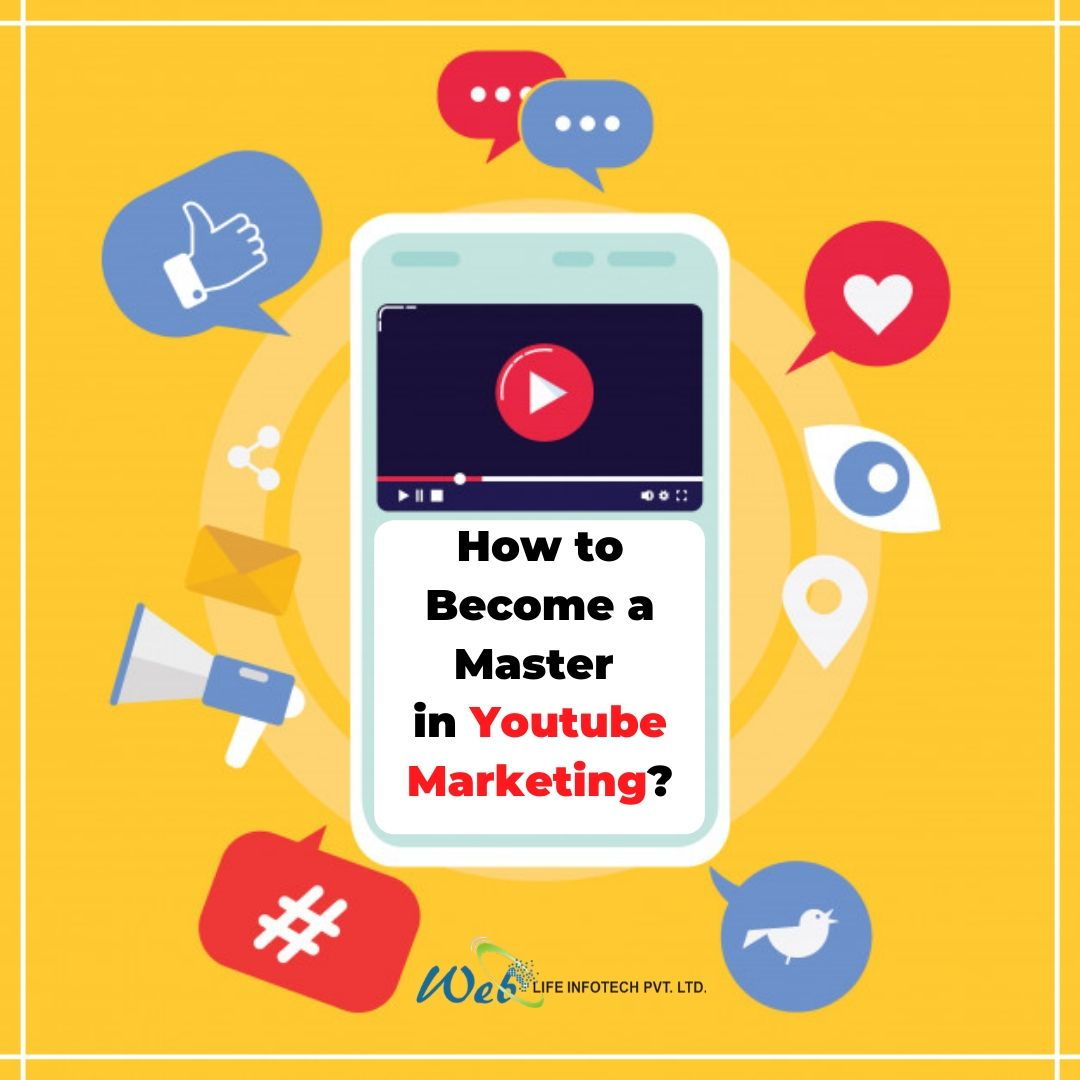 How to become a Master in Youtube Marketing? #weblifeinfotech #youtube #youtubers #youtubevideo #youtubegaming #youtubemusic #youtubelife #youtubegamer #youtubeblogger #youtuberewind #youtubetürkiye #youtubeblack #youtubecommunity #youtubeindia #youtubebrasil #youtubersbrasil pic.twitter.com/Qw3tqewpZw