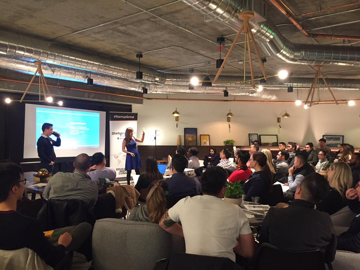 How do you ensure OPPORTUNITY comes to you?  Constantly network. Attend meetups. Or best, START your own meetup.  Become known in your community.  Provide value.  Opportunity will find its way to you.  Last night had an amazing turnout at the meetup my friend and I host.  BOOM.pic.twitter.com/XWLC8Osj6o