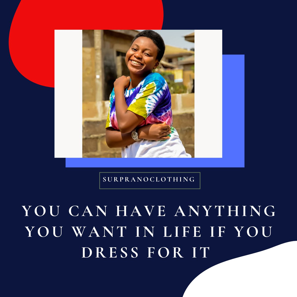 YOU CAN HAVE ANYTHING YOU WANT IN LIFE IF YOU DRESS FOR IT AND AT SURPRANOCLOTHING WE MAKE THE BEST DRESS TO SUIT YOUR DREAMS. WE HAVE YOU COVERED, JUST GO AHEAD AND DO EXPLOITS.   It's almost weekend!!! TGIF Check our pages for sample pictures and place your order today. <br>http://pic.twitter.com/5sQqThpc4B