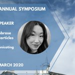 Image for the Tweet beginning: Speaker confirmed for #NIASymposium2020 Dr