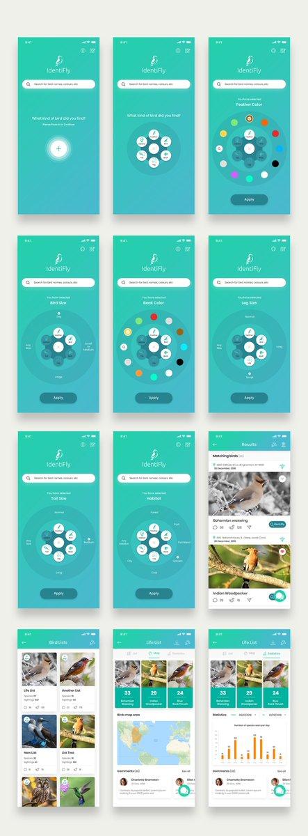 #IdentiFly #appdesign #ui #ux #uidesign #uxdesign #userinterface #uiux #userexperience #design #designinspiration #uidesigner #uxdesigner #appdevelopment #app #interface #uitrends #dailyui #userinterfacedesign #ios #mobileapp #inspiration #android #appdesigner #androidappdesignpic.twitter.com/wKTW65yYns
