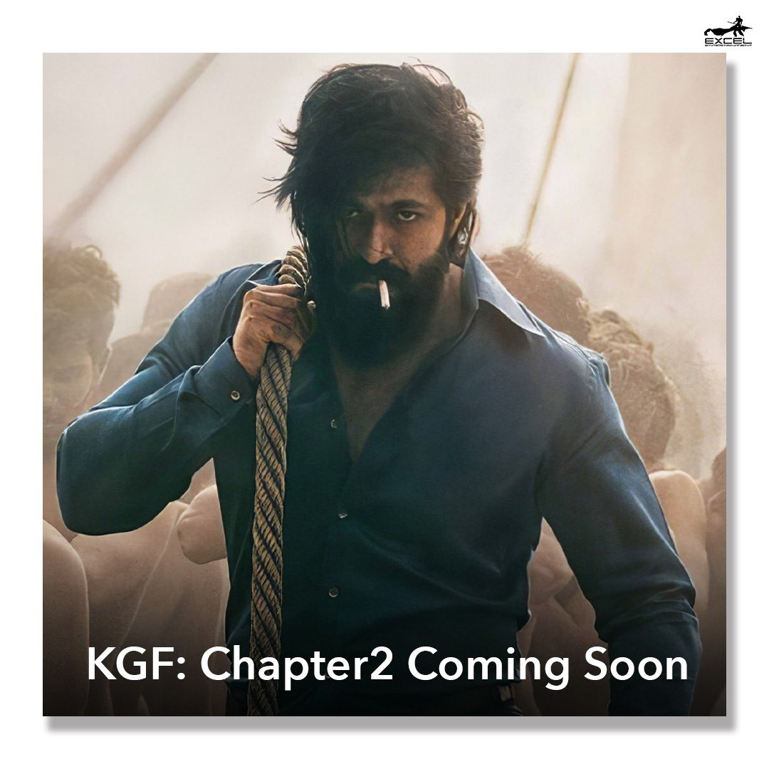 #SeduceSomeoneInFourWords   #KGFChapter2 https://t.co/3vfsqQlg4c