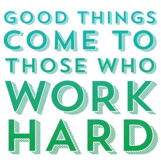Good morning & happy Friday! No matter what, keep working hard. @WestGeneseeCSD