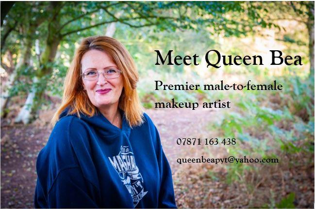 #queenbeamakeovers #transgirl #transformationtuesday #transgender