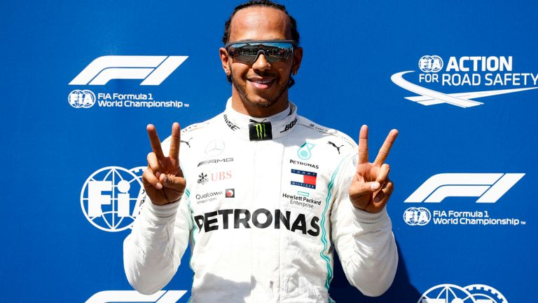 "🗣️""I'm going to be a machine this year""  Lewis Hamilton in ominous warning to rivals as he vows to be on ""another level"" in F1 2020  https://www.skysports.com/f1/news/24181/11910569/lewis-hamilton-warns-im-going-to-be-a-machine-in-f1-2020 …  #SkyF1 #F1"