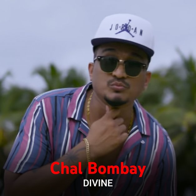 Starting the weekend with some DIVINE intervention! 🎤 youtu.be/FS9dkwhPypY #ChalBombay