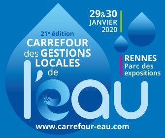 Rejoignez @XylemFrance sur notre stand 228, Hall 5  @CarrefourEau à Rennes Parc Expo, les 29 et 30 janvier prochain ! Échangez avec nos experts sur no...