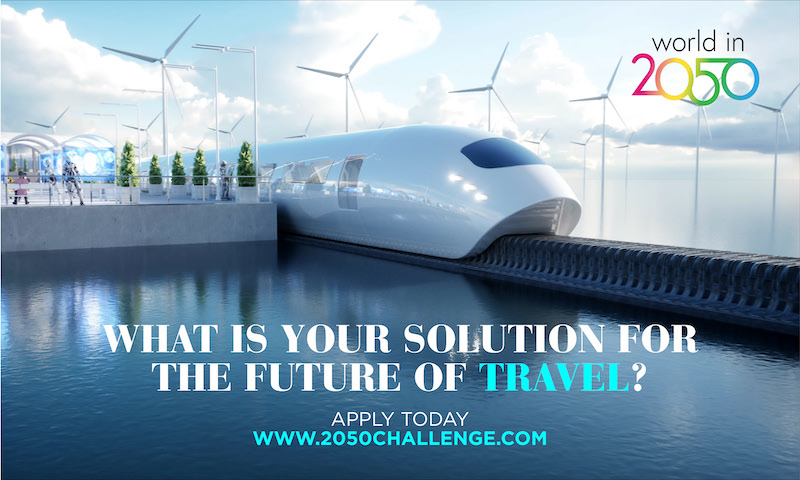 #Flyingcars the #Hyperloop, #intergalactic #travel?   These are not Sci-Fi visions of the future but the world today!   Join our partner #olympicsofinnovation with your best solutions for the #futureoftravel   http://2050challenge.com  #Createthefuture @Livein2050 @diplocourierpic.twitter.com/j2ebUjRq4U