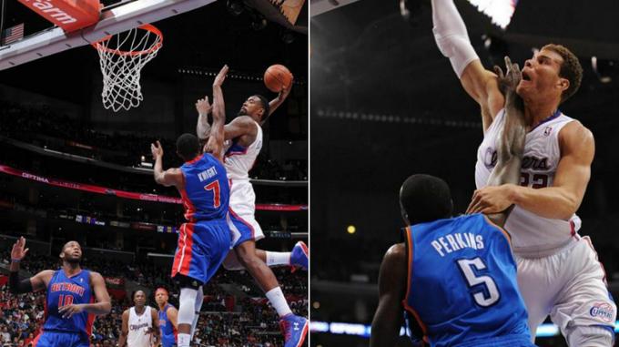 7張照片看NBA最強隔人暴扣:幾乎慘無人道,這是要給對手生涯留下陰影!