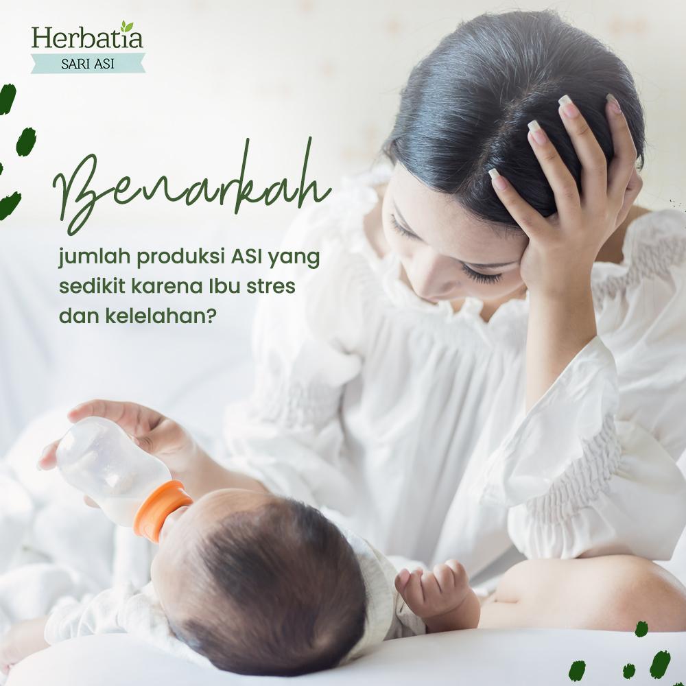 Jumlah menyusui yang kurang teratur bisa jadi salah satu penyebab ASI sedikit. Karena, jika jumlah pemberian ASI Ibu kepada bayi sedikit, maka tubuh akan menerima pesan bahwa kebutuhan bayi sudah cukup dan akan mengurangi produksi ASI, lho.  #PejuangASI #herbatiasariasi #herbatiapic.twitter.com/gJAB4DaSME