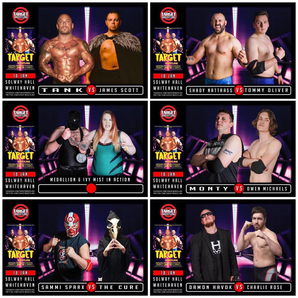 RT @john_nattrass: Tomorrow night! #whitehaven.#wrestling.#westcumbria https://t.co/Ai57F6Zoy9