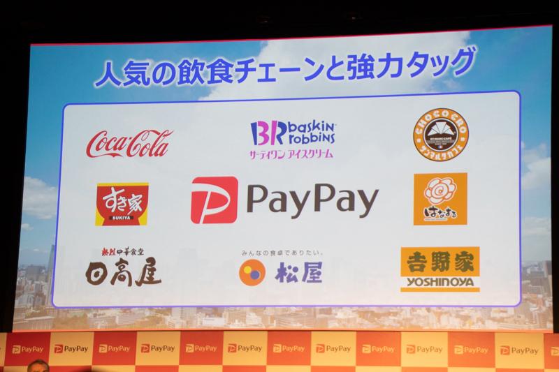 これは使いたい今度は40%還元だ! PayPayが大手飲食チェーンとの新キャンペーンを発表 牛丼もラーメンもアイスもお得に