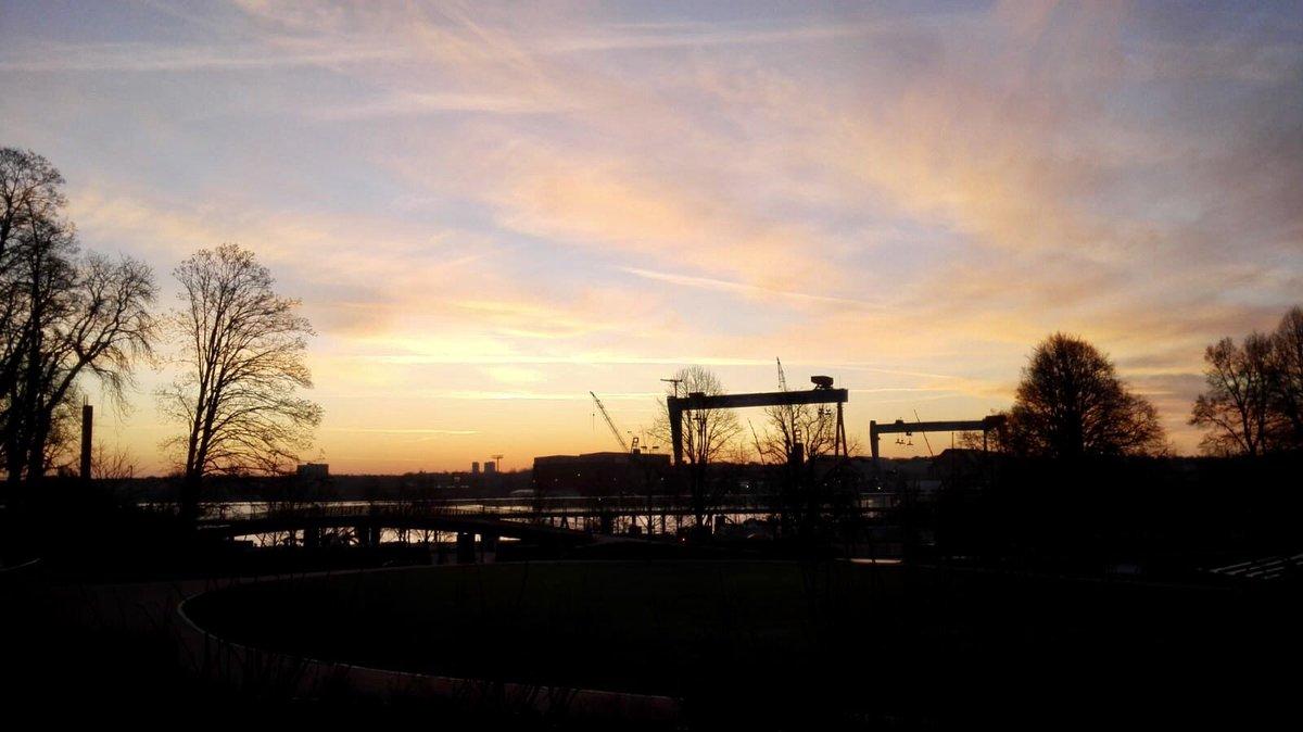 #Sonnenaufgang