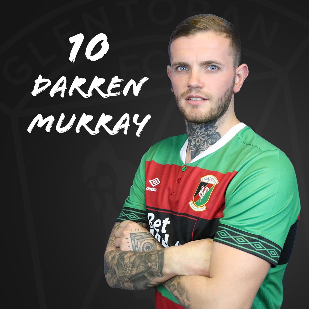 Squad Update  | Darren Murray has agreed a loan deal with Carrick Rangers until the end of the season. Full comments in Saturday's match preview! https://www.glentoran.com/news/match-preview-institute-v-glentoran-2… #TimeToClimb pic.twitter.com/luUClNK5le